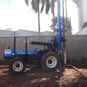 Locação de perfuratriz de solo em sp